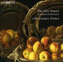 Die Trio-Sonate in Frankreich (17.Jahrhundert), CD