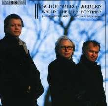 Arnold Schönberg (1874-1951): Verklärte Nacht op.4 für Klaviertrio, CD