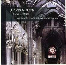 Ludwig Nielsen (1906-2001): Orgelwerke, CD