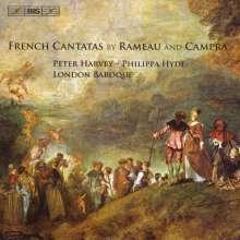 Jean Philippe Rameau (1683-1764): 4 weltliche Kantaten, CD