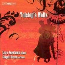 Lera Auerbach - Tolstoy's Waltz, CD