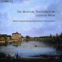 The Musical Treasures of Leufsta Bruk, CD