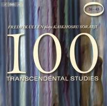 Kaikhoshru Sorabji (1892-1988): Transzendentale Etüden Nr.26-43, CD