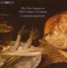 London Baroque - Trio-Sonaten aus Deutschland (17.Jh.), CD