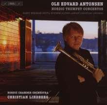Ole Edvard Antonsen - Nordic Trumpet Concertos, CD