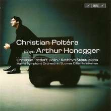 Arthur Honegger (1892-1955): Cellokonzert, CD