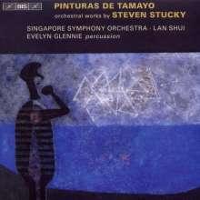 Steven Stucky (geb. 1949): Konzert für Orchester Nr.2, CD
