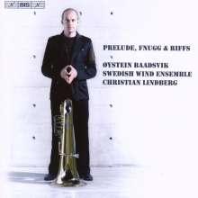 Swedish Wind Ensemble - Prelude,Fnugg and Riffs, CD