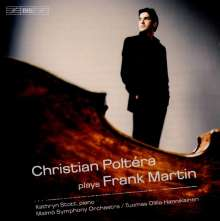 Frank Martin (1890-1974): Cellokonzert, CD