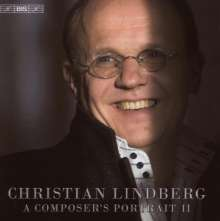 "Christian Lindberg (geb. 1958): Konzert für Kammerorchester ""Of Blood so Red"", CD"