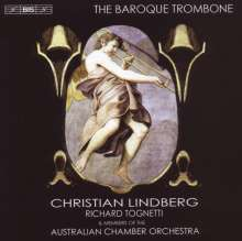 Christian Lindberg - The Baroque Trombone, CD