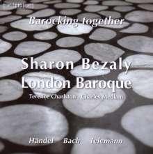 Sharon Bezaly - Barocking Together, CD