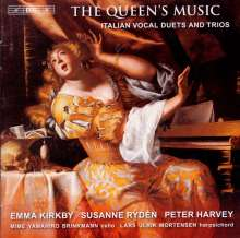 The Queen's Music - Italienische Vokalduette & Trios, CD