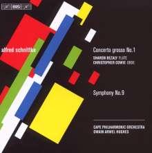 Alfred Schnittke (1934-1998): Concerto grosso Nr.1, CD