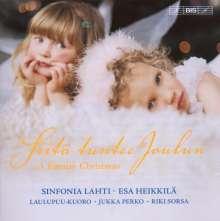 Siitä Tuntee Joulun - A Finnish Christmas, CD