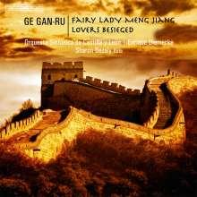"Ge Gan-Ru (geb. 1954): Flötenkonzert ""Mairy Lady Meng"", CD"