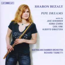 Sharon Bezaly - Pipe Dreams, CD
