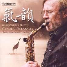 Claude Delangle - Harmonious Breath, CD