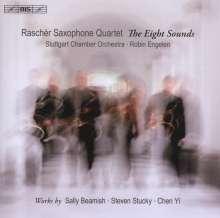 Sally Beamish (geb. 1956): Kammerkonzert für Saxophonquartett & Streicher, CD