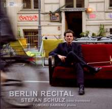 Stefan Schulz - Berlin Recital, CD
