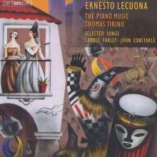 Ernesto Lecuona (1895-1963): Sämtliche Klavierwerke, 6 CDs