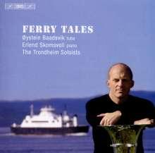 Öystein Baadsvik - Ferry Tales, CD