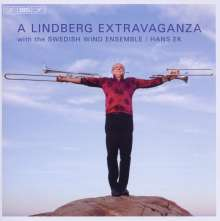 Christian Lindberg - A Lindberg Extravaganza, CD