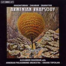 Alexander Chaushian - Armenian Rhapsody, CD