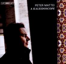 Peter Mattei - A Kaleidoscope, CD