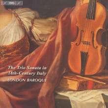 The Trio Sonata in 18th Century Italy, CD