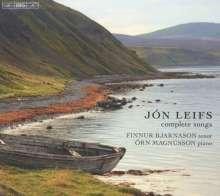Jon Leifs (1899-1968): Sämtliche Lieder, CD
