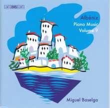 Isaac Albeniz (1860-1909): Klavierwerke Vol.9, CD