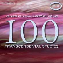 Kaikhoshru Sorabji (1892-1988): Transzendentale Etüden Nr.72-83, CD