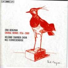 Erik Bergman (1911-2006): Chorwerke, 2 CDs