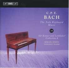 Carl Philipp Emanuel Bach (1714-1788): Für Kenner und Liebhaber (Sammlung 4), CD