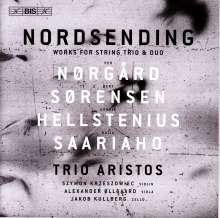 Trio Aristos - Nordsending, CD