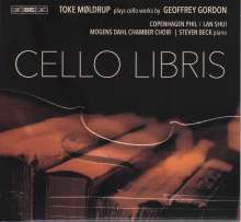 "Geoffrey Gordon (geb. 1968): Cellokonzert (nach Thomas Manns ""Doktor Faustus""), CD"