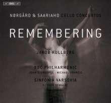 Jakob Kullberg - Remembering, CD