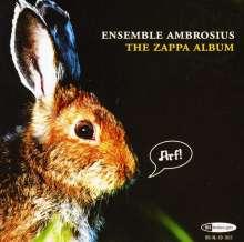 The Frank Zappa Album - On Period Instruments, CD