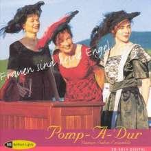 Ensemble Pomp-A-Dur - Frauen sind keine Engel, CD