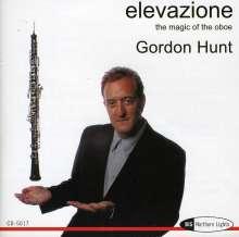 Gordon Hunt spielt Oboenkonzerte, CD