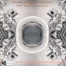 Rascher Saxophone Orchestra - New York Counterpoint, CD