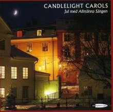 Allmänna Sängen - Candlelight Carols, CD