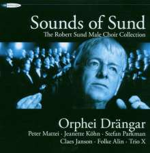 Orphei Drängar - The Sound of Sund, CD