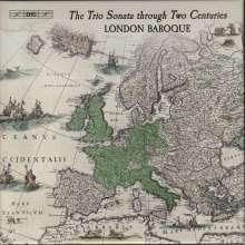 London Baroque - The Trio Sonata through Two Centuries, 8 CDs