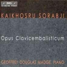 Kaikhoshru Sorabji (1892-1988): Opus Clavicembalisticum (Ges.-Aufn.), 5 CDs