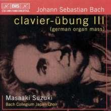 "Johann Sebastian Bach (1685-1750): Choräle BWV 669-689 ""Orgelmesse"", 2 CDs"
