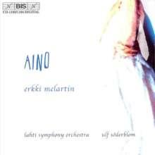 Erkki Melartin (1875-1937): Aino, 2 CDs