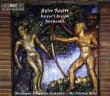 Geirr Tveitt (1908-1981): Baldurs draumar für Tanz & Orchester, 2 CDs