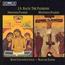 Johann Sebastian Bach (1685-1750): Johannes-Passion BWV 245, 5 CDs